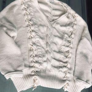 Vintage Havana Cream Sweater
